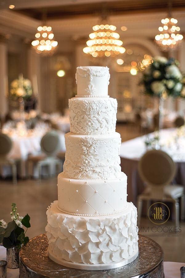 Luxury Wedding Cake MMCookies