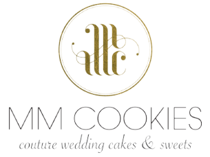 MMCookies couture wedding cakes